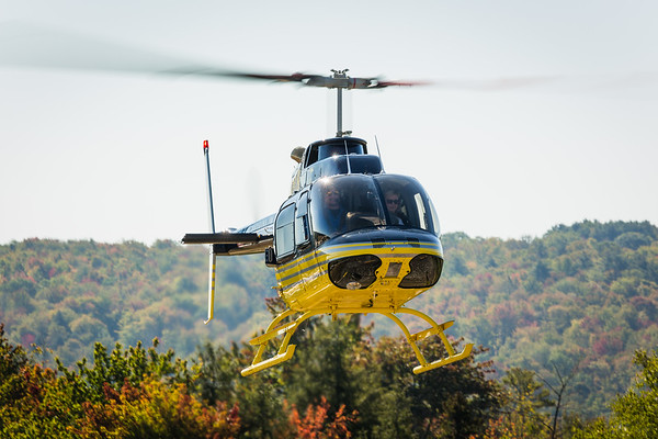 Helicopter Rides - September