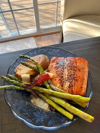 May 2020: Healthy Selfie Contest - Meals