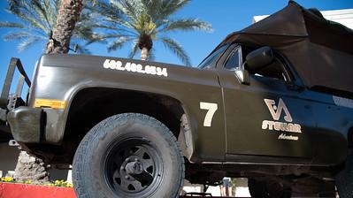 Saturday: Jeep Tour