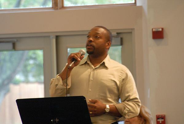 May 11, 2008 Worship Service