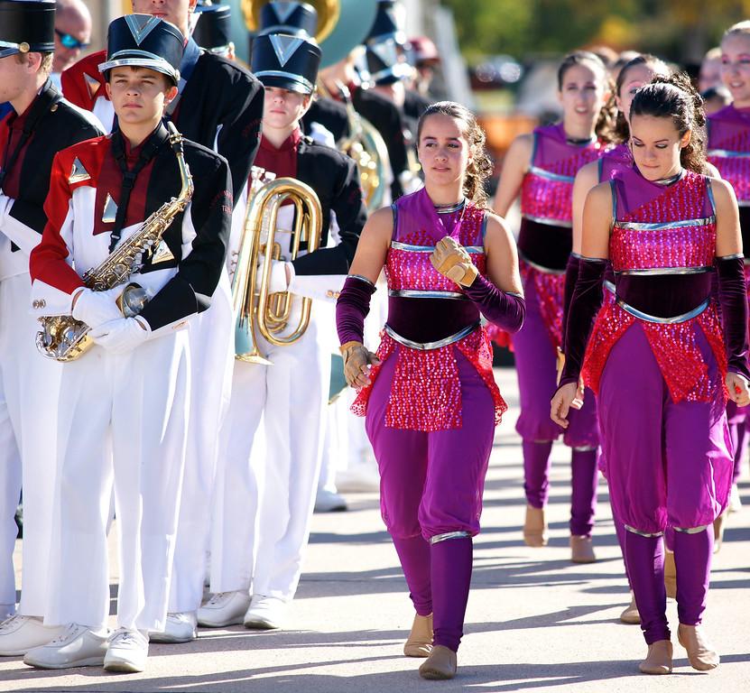 Centennial Marching Contest 2013