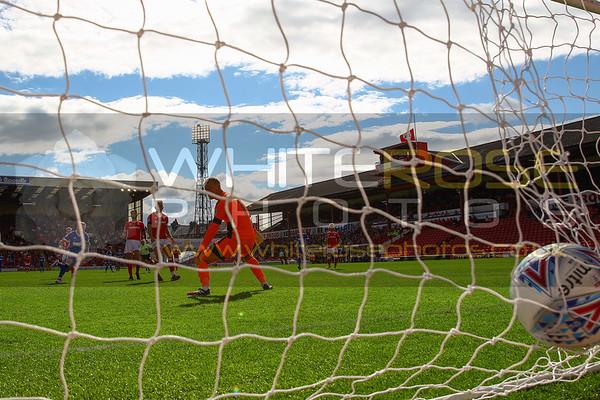 Barnsley v Ipswich Town 12 - 08 - 17