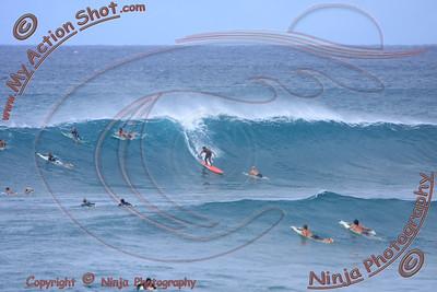 <font color=#F75D59>2010_11_14 (1-2pm) - Surfing Sunset, NORTH SHORE</font>