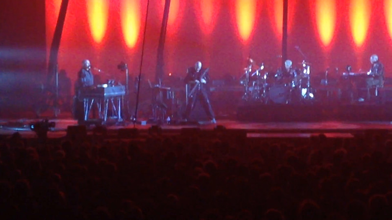 Peter Gabriel, That voice again