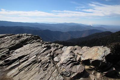 Smoky Mountains National Park (Mt Leconte) November 2011