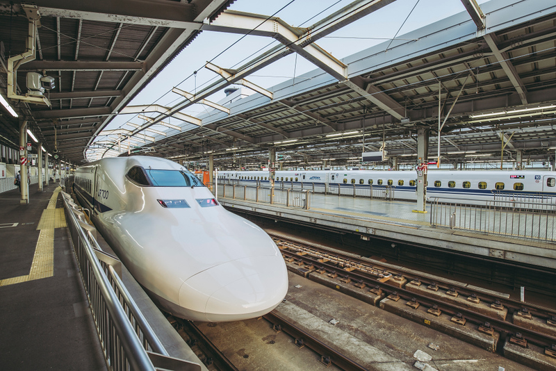 Shin-Osaka Station. Photo Credit: beeboys/Shutterstock.com