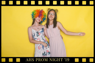 AHS PROM NIGHT '19