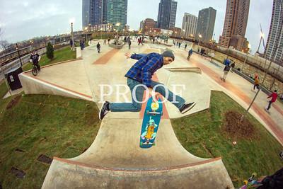Grant Park Skate Park - Chicago