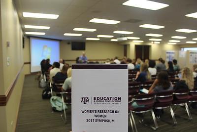 2017 Women's Research on Women Symposium
