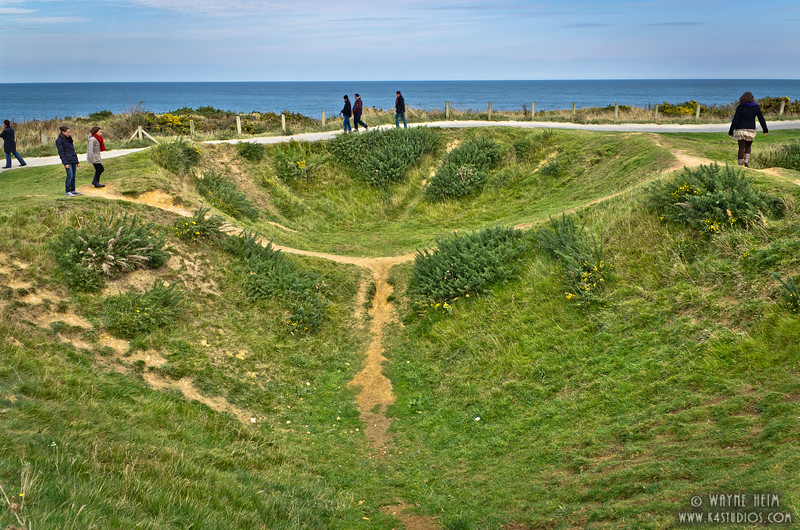 Normandy Battlefield 14     Photography by Wayne Heim