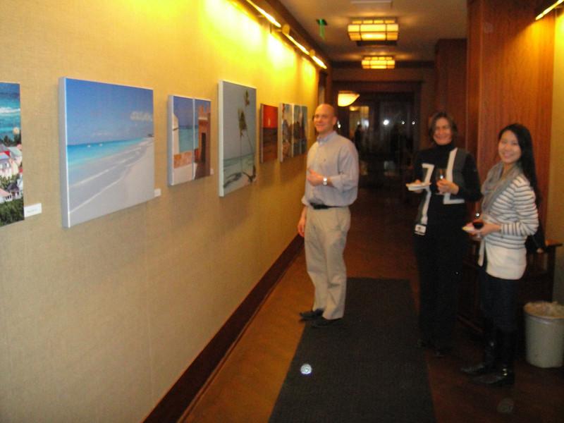 Maritime Memories, Burrison Gallery,  January 2014