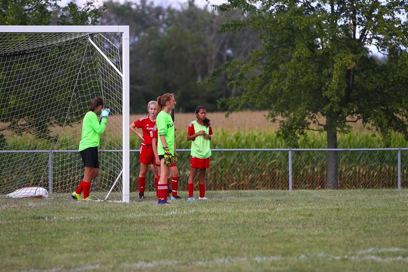 PCMS Girls Soccer
