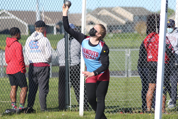 Track & Field (co-ed) GSSC Conference Meet 2021