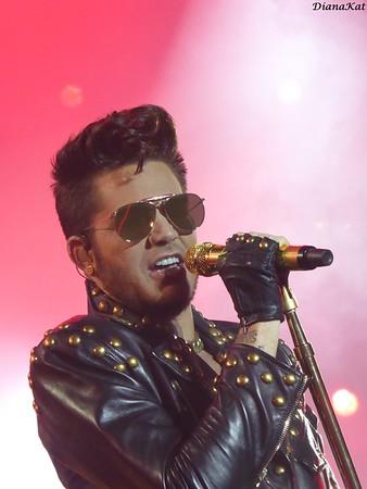 Queen and Adam Lambert, Porto Alegre, Brazil 9-21-15