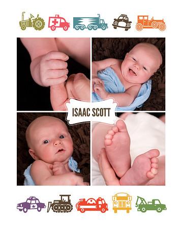 Isaac Scott