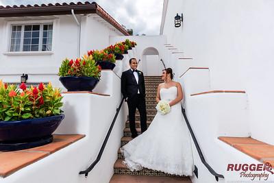 Lilly & Shahrouz- La Costa Resort