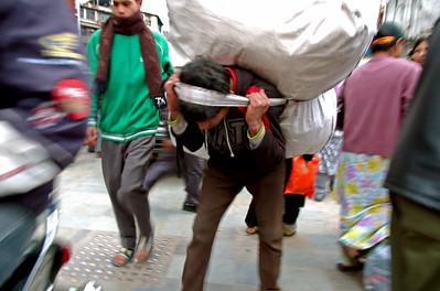 Nepal: At work