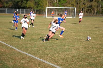South Columbus at Whiteville Girls' Soccer