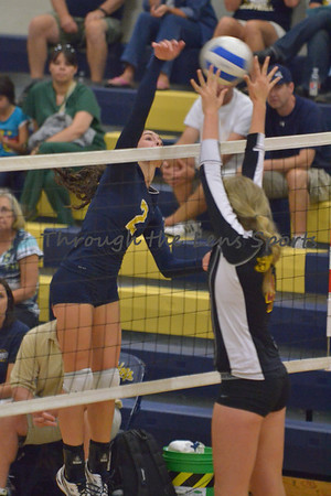 West Albany vs. Crescent Valley HS Volleyball
