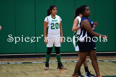 BSS vs St James  4th grade girls