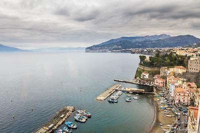 Sorrento and Amalfi