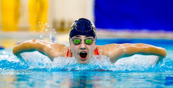 Varsity Girls  Swimming 2019