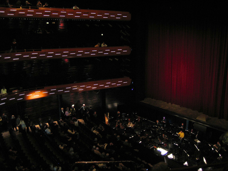 Operaen - Aida Aida - first opera ever in the new opera.