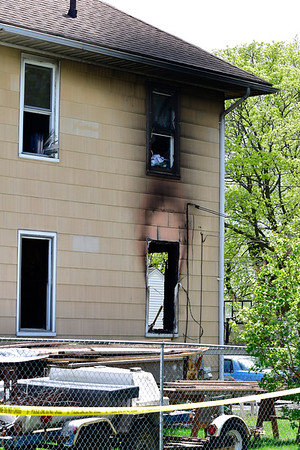 4/25/2019 Mike Orazzi | Staff One person is dead following an overnight house fire. Bristol firefighters in the early morning hours responded to a home on Fourth Street and had to rescue multiple people from the home. The cause is being investigated.
