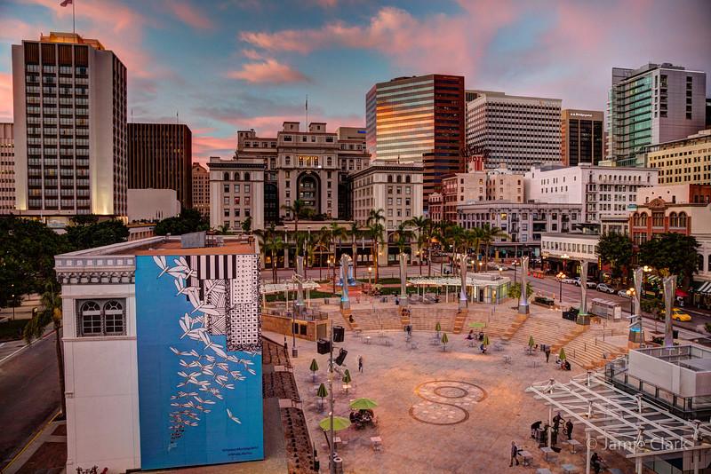 Horton Plaza, San Diego - September 2016