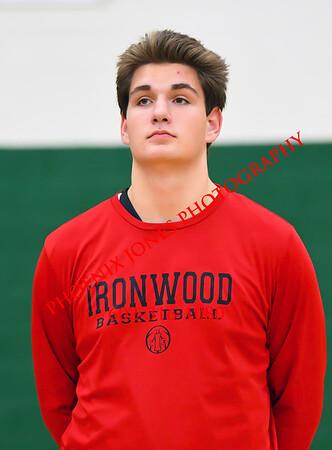 11-24-17 - Ironwood vs. Camelback (Sunnyslope Hoopsgiving Tournament)  Basketball Game