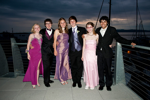 Milton High School Prom 2012
