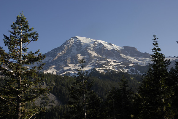 Mt. Rainier July 16-18, 2009