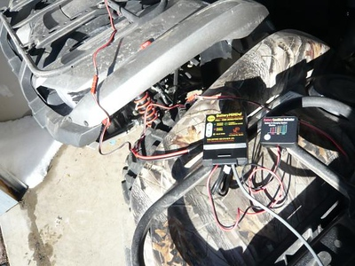Solar Battery Charger/Maintainer