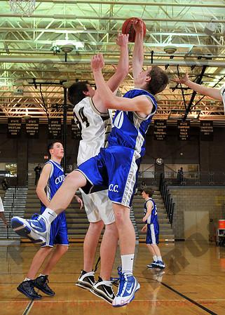 Boys JV Basketball - LCC at Holt - Jan 5