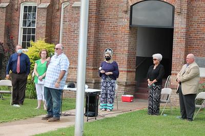 Light and Champion hosts Community Prayer for HOPE