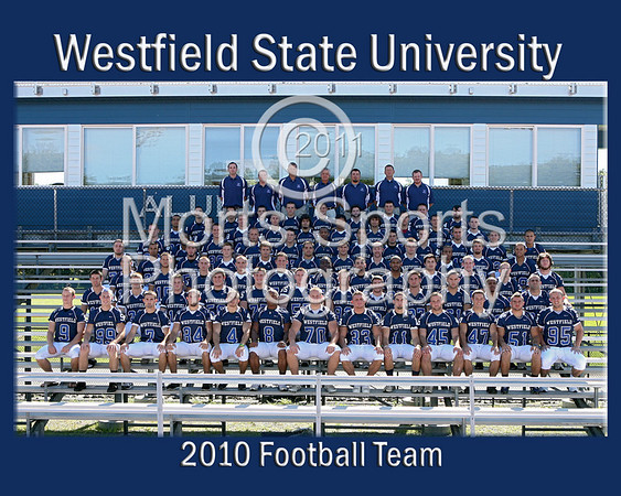 WSU Owls Football 2010 Team Portraits 08/27/10