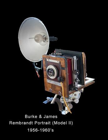 Rembrant portrait Model II - Burke & James Dec 25