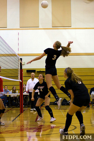 Seattle Christian Volleyball