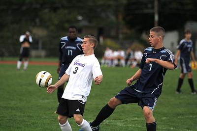 Odyssey boys soccer Senior Game 10 17 13