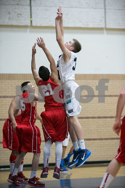 JD vs Park City Sophomore boys