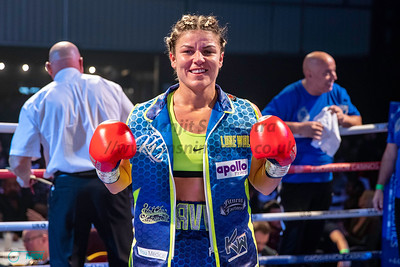 Kirstie Bavington vs Monica Atonik