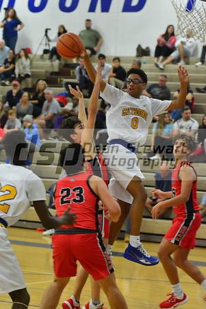 Boys Varsity Basketball vs Lake Mary 01*15*20