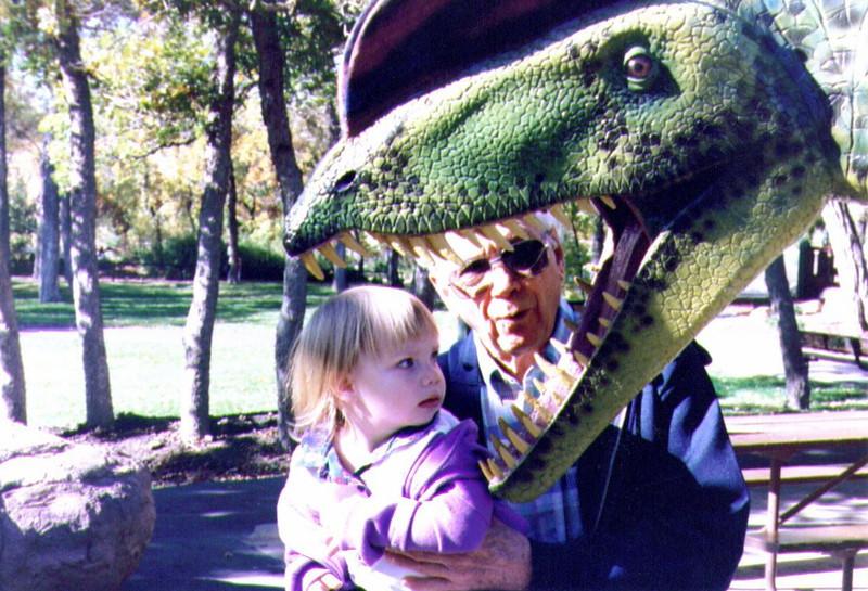 Alina & Grandpa Wayne at Dinosauer Park, .jpg
