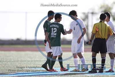 Mid Pacific Boys Soccer - KS 12-11-13