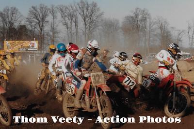 Thom Veety Action Photos Archive - 1984