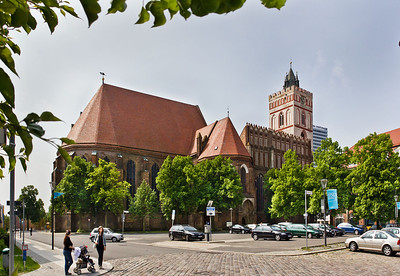 Frankfurt (Oder) - Kirchen