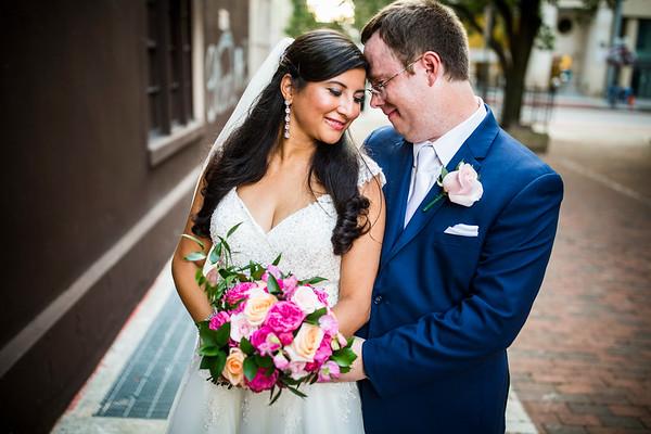 Melissa + Jay: Wedding