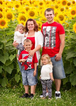 Tasha and Collin Family