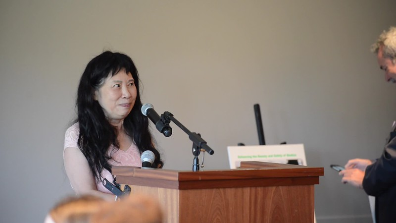 Sheree Wen Re-election Event