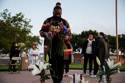 WAKE UP SANTA RITA: A JUNETEENTH VIGIL IN DEFENSE OF BLACK LIFE